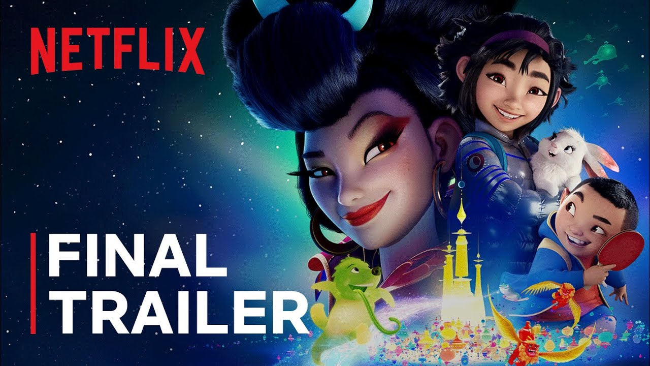 Over the Moon Trailer: Netflix Premieres an Animated Musical
