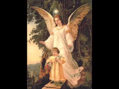 angelo custode canzone