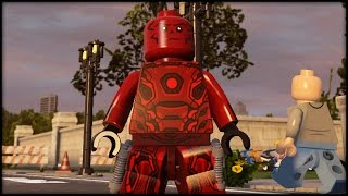 Lego marvel avengers - customs - creating deadpool & spider-man?