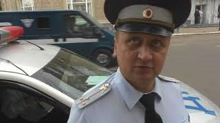 Воронежская ГИБДД - трусливые беспомощные бездельники