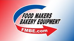 Formatic Cookie Machine Depositor Cleaning | Food Makers Bakery Equip