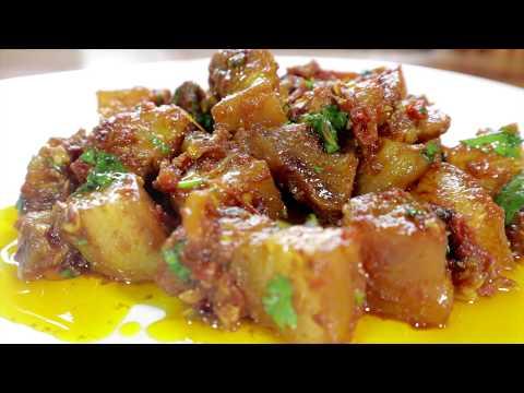 Yummy & Juicy Pork Tomato Fry   Northeast Indian Pork Recipes   Pork Fry   Assamese Pork Recipe