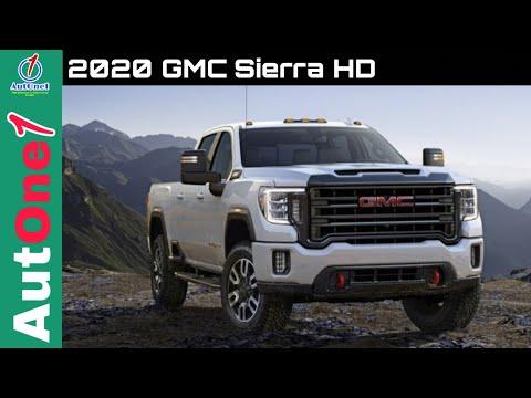 2020 GMCSierra HD