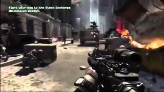 Call Of Duty: Modern Warfare 3 - Black Tuesday Gameplay Demo E3 2011 Exclusive HD