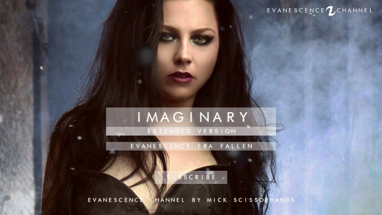 Evanescence: Imaginary (Extended Version) - YouTube