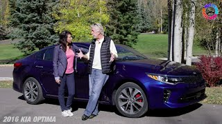 2016 Kia Optima: His Turn - Her Turn Car Review