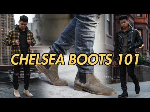 How To | WEAR CHELSEA BOOTS (Streetwear)
