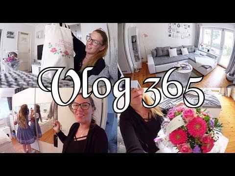 SSW 23 l Neue Couch l Schminkecke ist weg! l Goodiebag von My Junior l Vlog 365