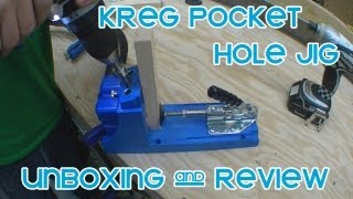 Kreg Jig Master System | K4MS | Unboxing & Review