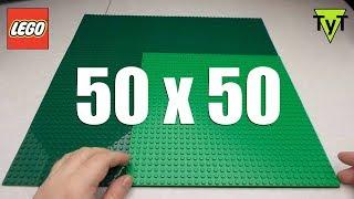 Покупка LEGO пластины 50х50 на Aliexpress с приключениями