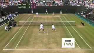BBC Two - Wimbledon Ident