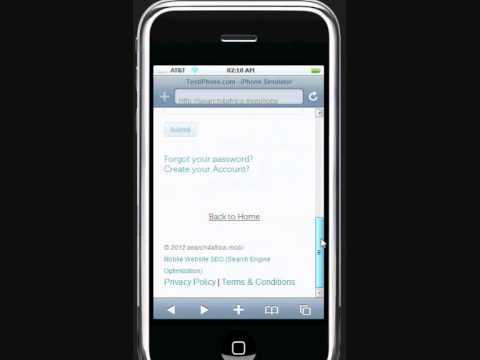 Mobile Websites for Africa-Jobs in Africa