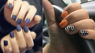 How to Do Simple Nail Art Designs?: Beginners Step by Step Tutorial #5