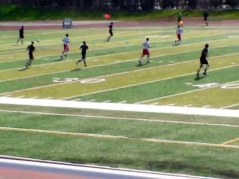 Roosevelt U soccer against St Benedictine U 4/21/13 4.