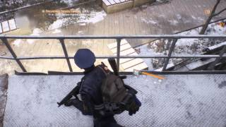 Tom Clancy's The Division Procurement Security Cameras - Restore Highline Camera Systems