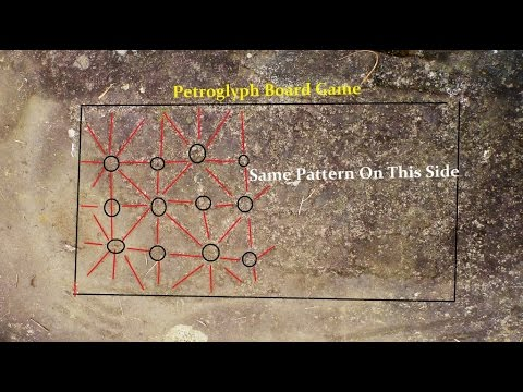 Muong Hoa Valley Petroglyphs - Vietnam