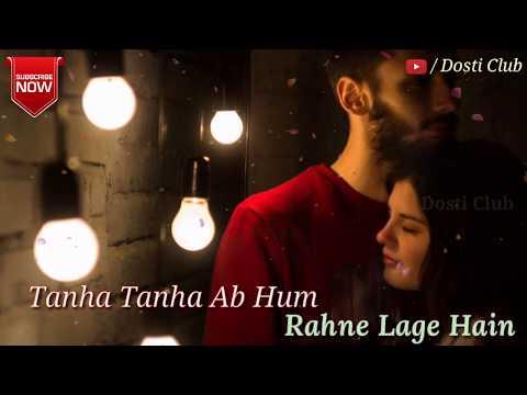 Teri Yaad Bahut Ab Aane Lagi Hai || Very Sad Whatsapp Status Video 💞