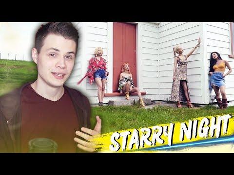MAMAMOO - Starry Night (MV) РЕАКЦИЯ/REACTION