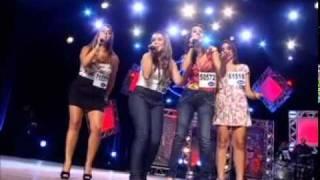 [Ídolos 2011] Beleza Rara - Bye Bye Tristeza (Fase do Teatro)