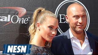Derek Jeter Reportedly Weds Hannah Davis