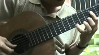 Cánh Chim Cô Đơn   Guitar Arr  & Played   Thanh Nha
