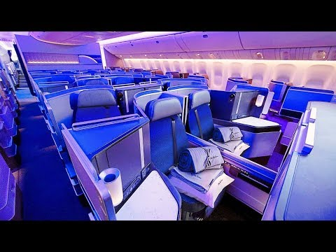 Impressive Flight in UNITED POLARIS Business Class: 777-300ER Review San Francisco to Frankfurt!