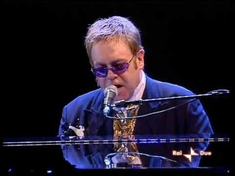 Elton John - Sacrifice - Live in Rome 2005