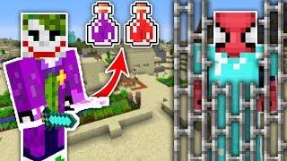 ZENGİN VS FAKİR ÖRÜMCEK ADAM #28 - Zengin Kaçırıldı (Minecraft) Video