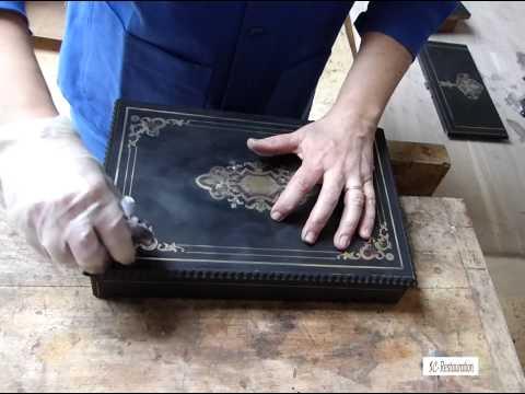 Video d 39 une restauration de meuble napol on iii youtube - Restauration de meuble vintage ...