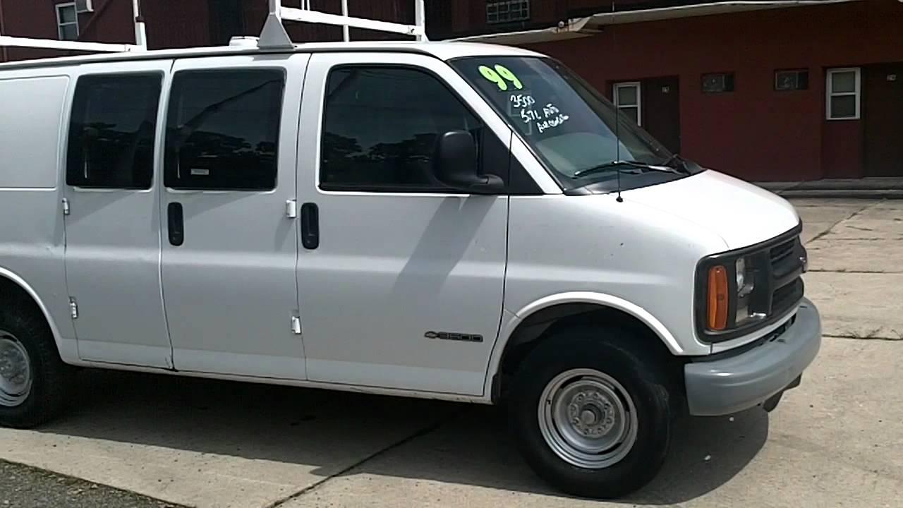 Tatrucks 1999 Chevrolet 3500 Series Cargo Van Used