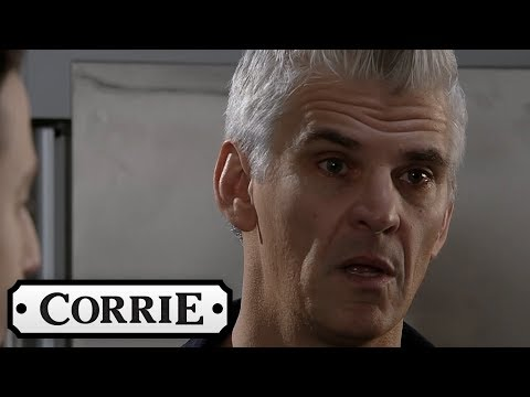 Coronation Street - Robert Finds Out Rana Has Died