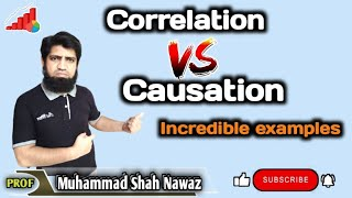 what is the difference between Correlation and Causation in Urdu/Hindi