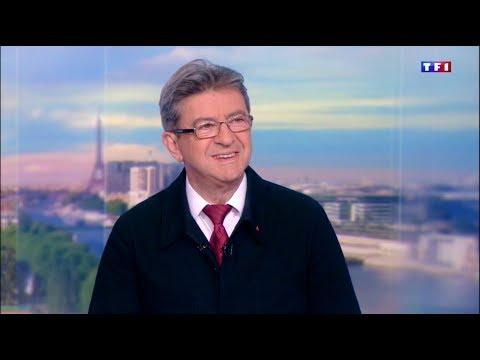 «M. MACRON PRÉPARE UN COUP D'ÉTAT SOCIAL» - Mélenchon