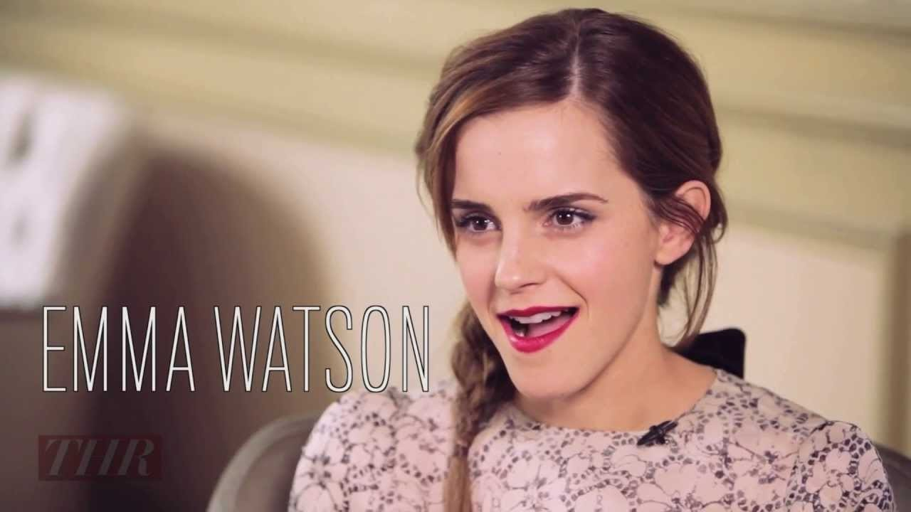Emma Watson Sexiest Interview Ever Youtube