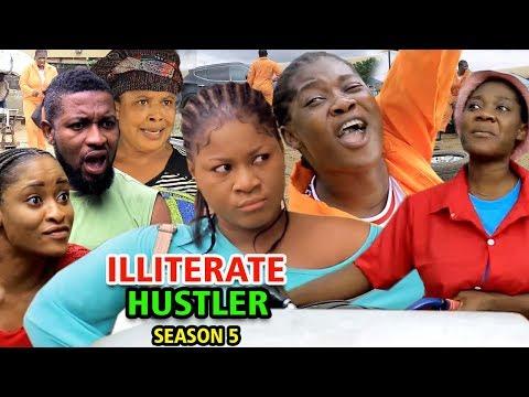 ILLITERATE HUSTLER SEASON 5 - New Movie - Mercy Johnson 2019 Latest Nigerian Nollywood Movie Full HD