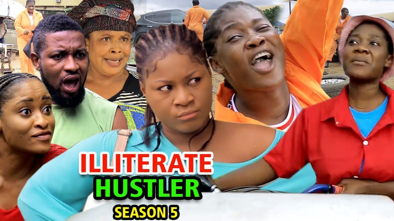 Download ILLITERATE HUSTLER SEASON 5 - New Movie | Mercy Johnson 2019 Latest Nigerian Nollywood Movie Full HD