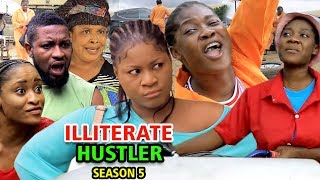 ILLITERATE HUSTLER SEASON 5 - New Movie | Mercy Johnson 2019 Latest Nigerian Nollywood Movie Full HD