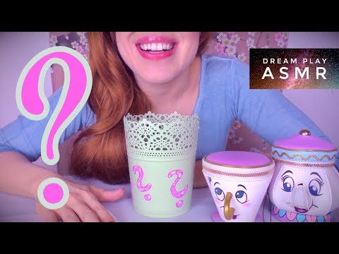 ★ASMR★ Q&A When will I reveal my FACE? Giveaway WINNER | Dream Play ASMR