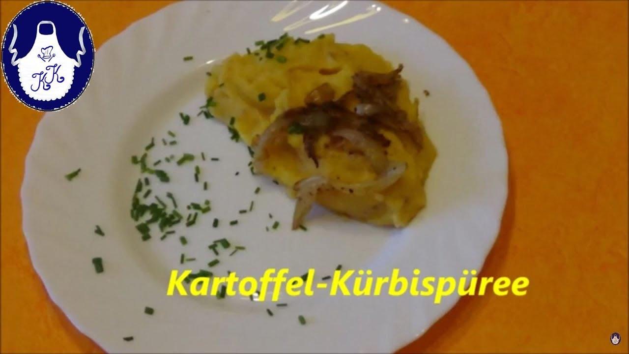 Kartoffel - Kürbispüree , Kürbis - Kartoffelbrei nach Kalinkas Art