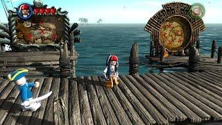 прохождение игры lego пираты Карибского моря (эпизод 9)(всем привет! я продолжаю проходить интересную игру в стиле лего! ПОДПИШИСЬ И ПОСТАВЬ ЛАЙК!, 2015-06-07T07:49:14.000Z)