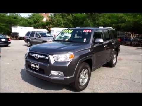 2011 Toyota 4Runner SR5 V6 4WD Walkaround, Start up, Tour and Overview