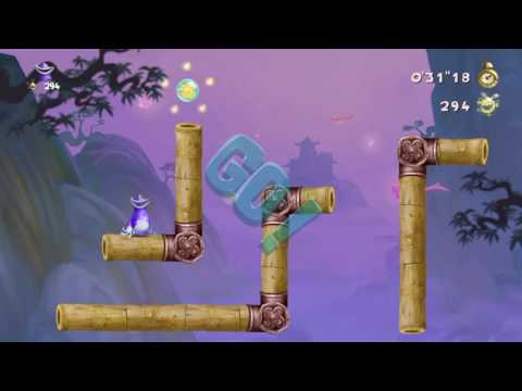 Rayman Legends,WR PS4,Daily Extreme Dojo