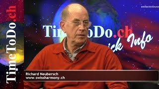 Quickinfo zum Quer-Denken Kongress und Swiss Harmony TV auf Astra