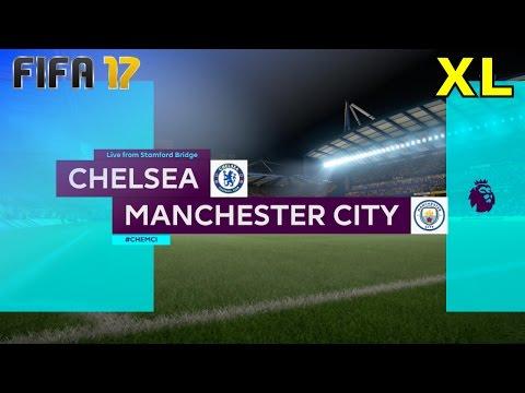 FIFA 17 - Chelsea vs. Manchester City @ Stamford Bridge (XL Match)