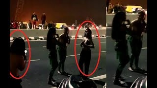 Transgenders strip dance at Delhi's Signature Bridge, case filed
