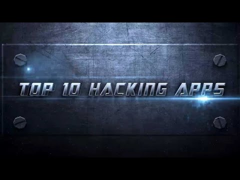Top 10 Hacking Android Apps Used By Hackers 2017