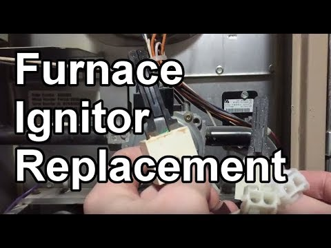 [HOW TO] Replace Your 🔥Furnace Ignitor & Flame Sensor - York Diamond 80 (EASY)