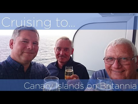 P&O Britannia Canaries Cruise