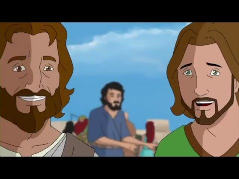 The Jesus Christ Animated Cartoon Movie (in Chinese) 耶稣基督动漫电影