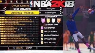 NBA 2K18 Double Archetypes Confirmed! OP? Badges and Breakdown